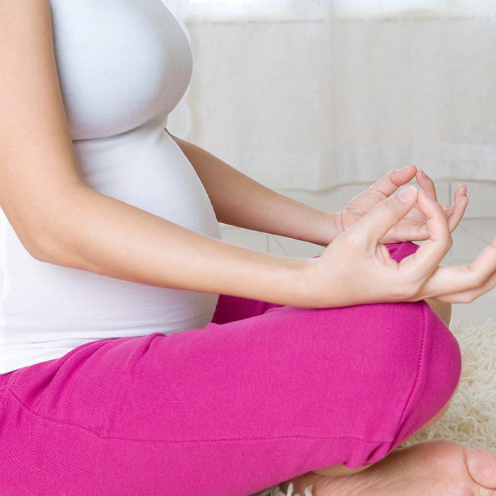 Prenatal Flow Yoga Series